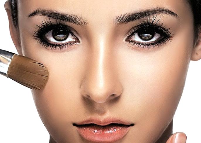 naso-grande-trucco-make-up-makeup-maquillage-consigli-truccare-il-viso-rimpicciolire-il-naso-contouring