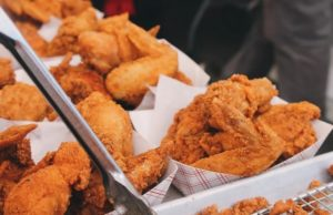 cibo fritto